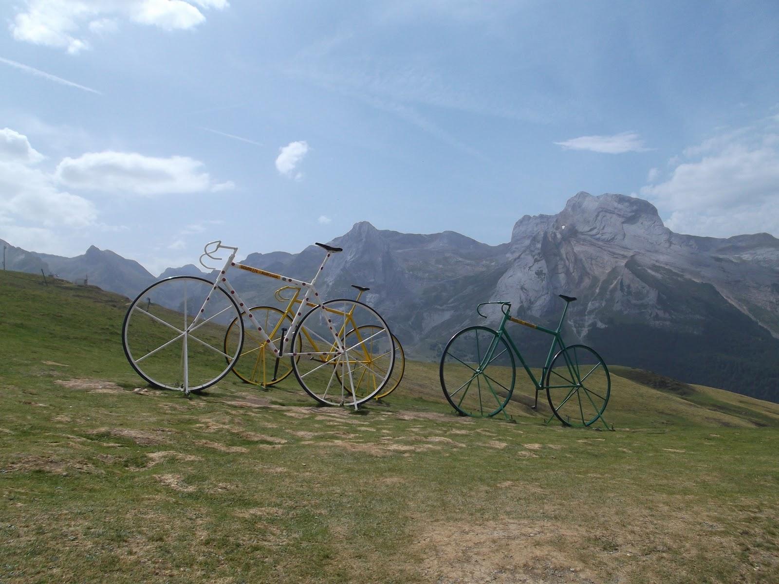 Cykel hautacam frankriketour de france