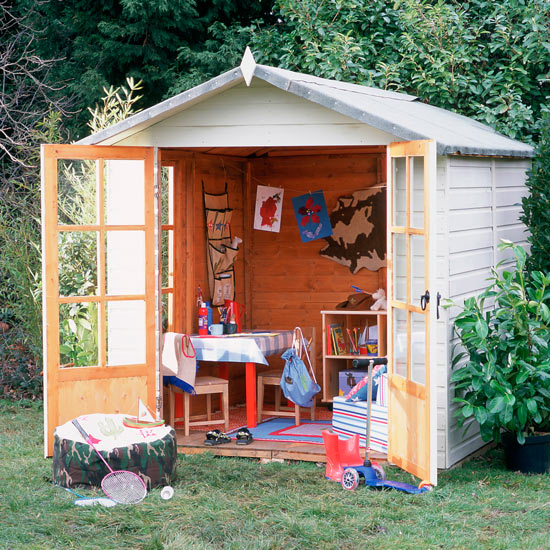 Den inside open air summerhouse ! Home Decor