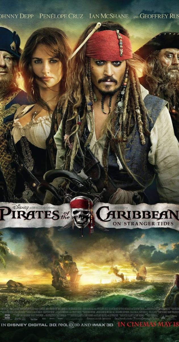 Watch Pirates of the Caribbean On Stranger Tides (2011) Online For Free Full Movie English Stream