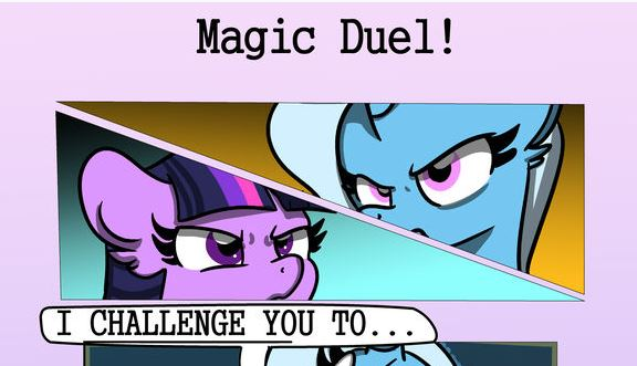 https://derpicdn.net/img/view/2018/12/18/1911670__safe_artist-colon-littleblackraencloud_spike_starlight+glimmer_trixie_twilight+sparkle_magic+duel_-dot--dot--dot-_comic_figure_pew+pew_pony_to.jpeg