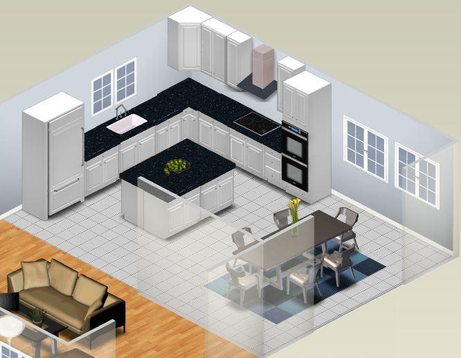 Small Kitchen Design Plans & Small Kitchen Design Plans | Interior 2014