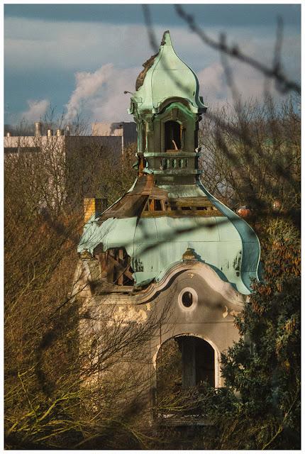 Kulturhaus Weltfrieden Zeitz, vormals Villa Naether