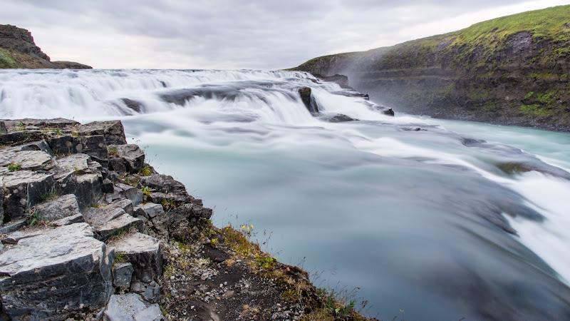 River Stream & Waterfalls