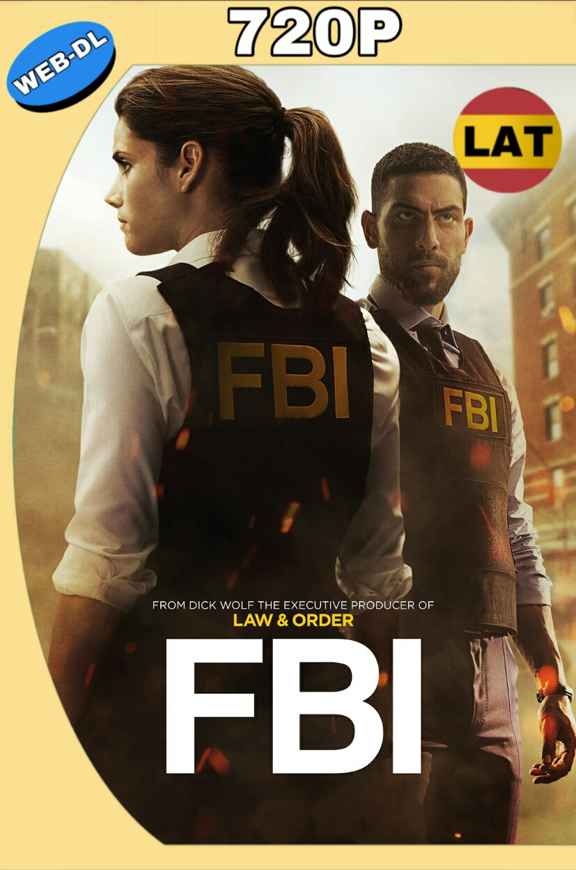 FBI 2018 TEMPORADA 01 (05/13) HD 720P LATINO MKV