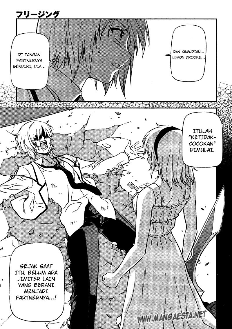 Manga Freezing Chapter 14
