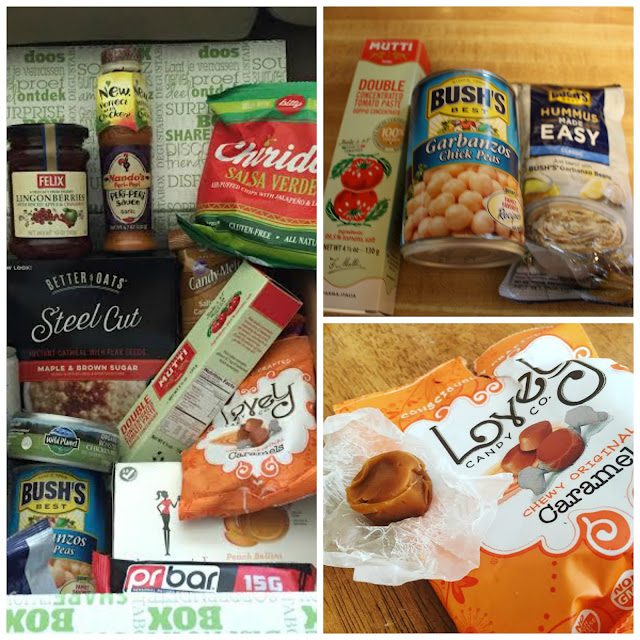 April Degustabox full of foodie goodies