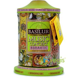 Cutie muzicala cu ceai Ceylon cadoul ideal -cumpara aici