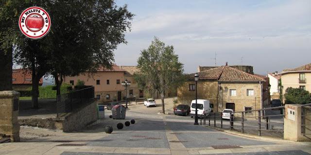 Plaza del Olmo de Labastida