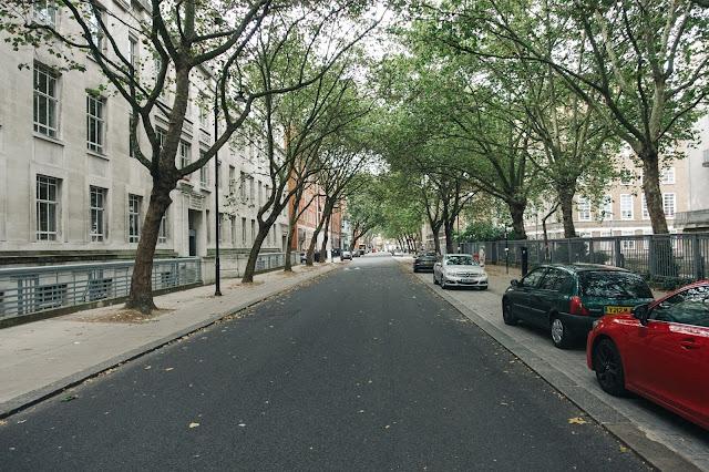 マレット・ストリート(Malet Street)