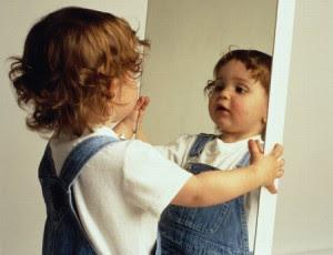 gioco allo specchio