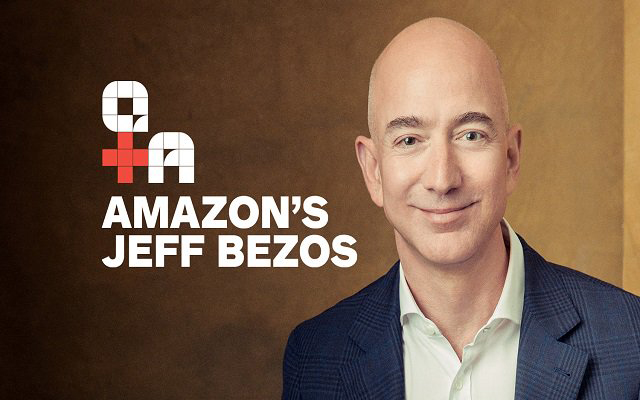 Amazon Founder Jeff Bezos Became the World's Richest Person