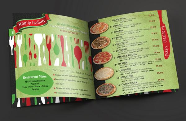 restaurant brochure - Doritmercatodos