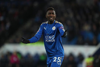 I'm not leaving Leicester - Ndidi