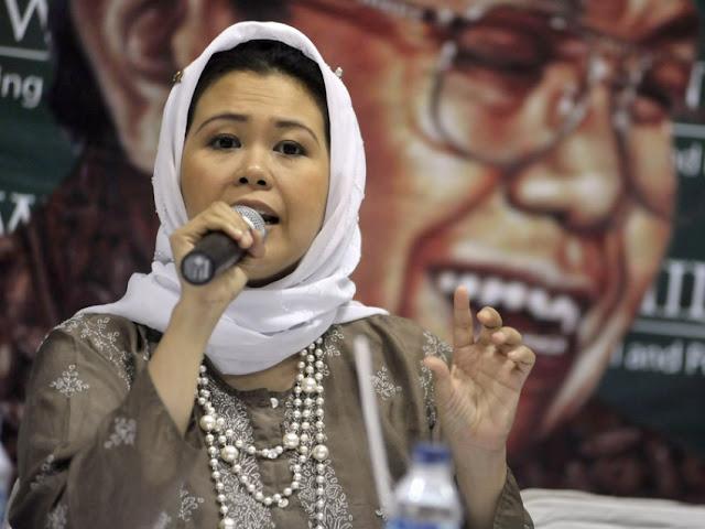 Yenny Merapat, Pengamat: Tak Ada Jaminan Suara Gusdurian Bulat ke Jokowi