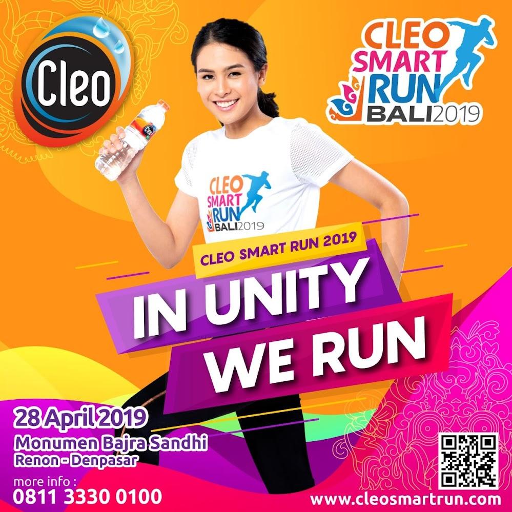 Cleo Smart Run - Bali • 2019