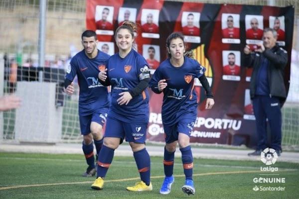 El Málaga Genuine hace una buena primera fase en Tarragona