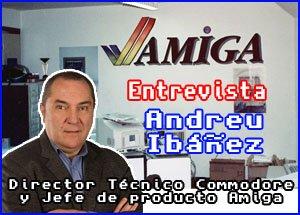 """Entrevistamos a Andreu Ibáñez, el que fuera Director Técnico de Commodore España"""