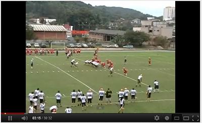 bc526f8337 Clique na imagem acima e assistam o vídeo do jogo entre Joinville Gladiators  X São José Istepôs