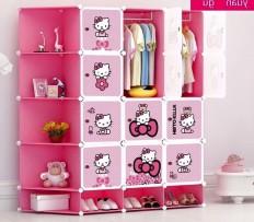 Gambar Lemari Hello Kitty 3