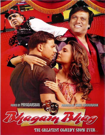 Bhagam Bhag 2006 Full Hindi Movie Free Download