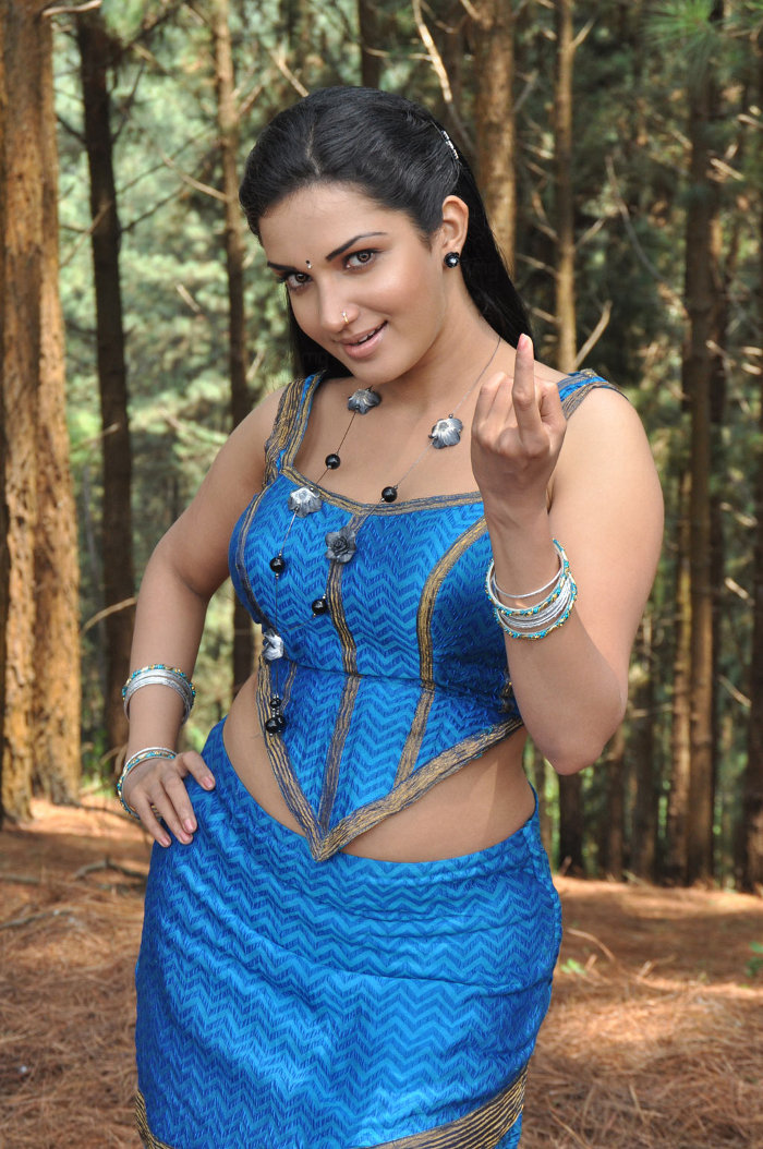 Mallukattu Tamil Soundarya(Honey Rose) Latest Hot Stills