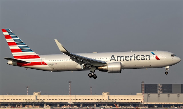b767-300er american airlines