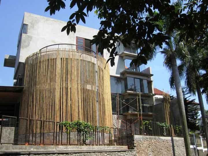model rumah dari bambu 2
