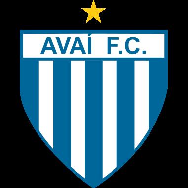 Logo Klub Sepakbola Avaí PNG