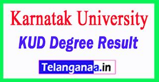 Karnatak University Exam Results KUD Degree Result 2017