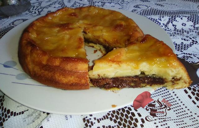 Tarta de Manzana con Nutella 3