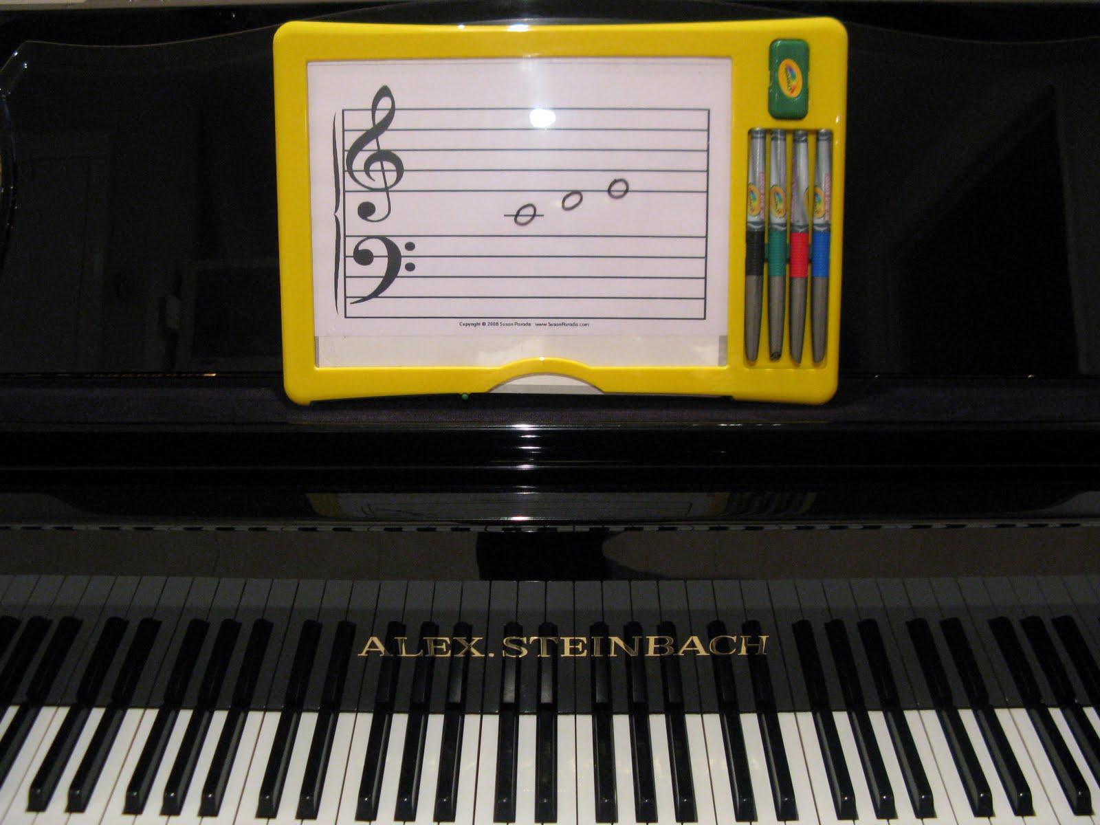 Piano Practice Tips Crayola Dry Erase Activity Centre