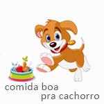 comida de cachorro