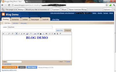 Cara Mudah Membuat Blog Dari Nol Untuk Pemula