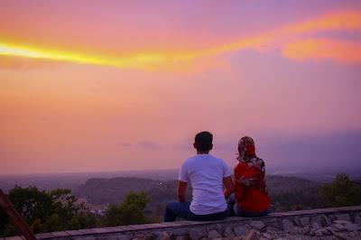 Destinasi Wisata Jogja terbaru Digital Watu Tapak Camp Hill