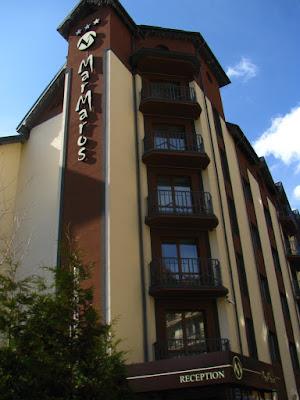 отель мармарос