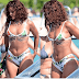 Sexy Rihanna puts her hot body on display in skimpy bikini