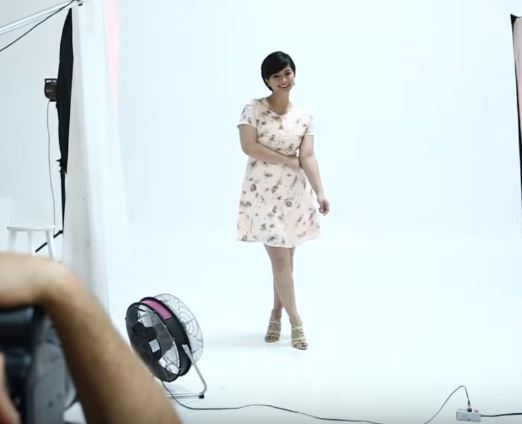 The Mosbeau-tiful Actress: Angel Locsin Looks Stunning At Her Photoshoot With Mosbeau! WATCH IT HERE!