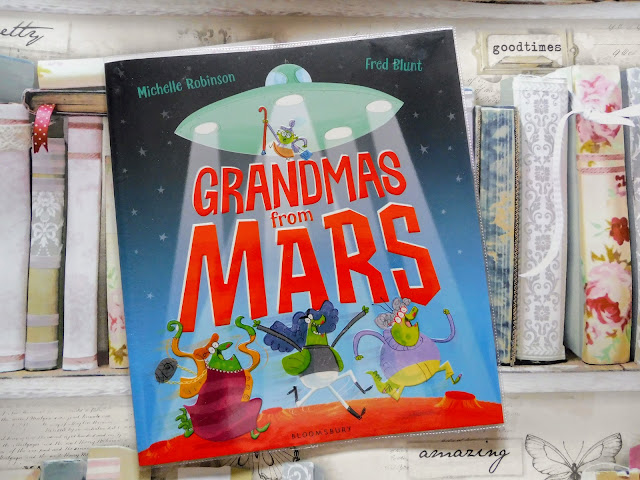 Grandmas From Mars by Michelle Robinson Fred Blunt review autistic and pregnant supporting women with autism through pregnancy and beyond uk autism blog