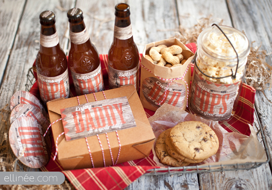 Foods Gifts for Fathers day