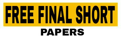 Free Final Short Papers