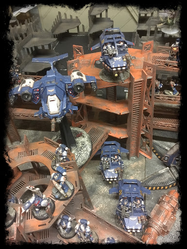 What 39 s on your table space marines faeit 212 warhammer for Table 3 6 usmc