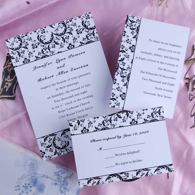 Discount Wedding Invitation Packages