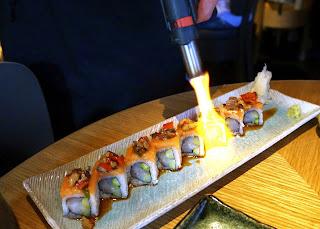 Chotto Matte sushi