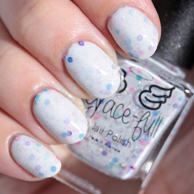 Grace-full Nail Polish Dame Washalot