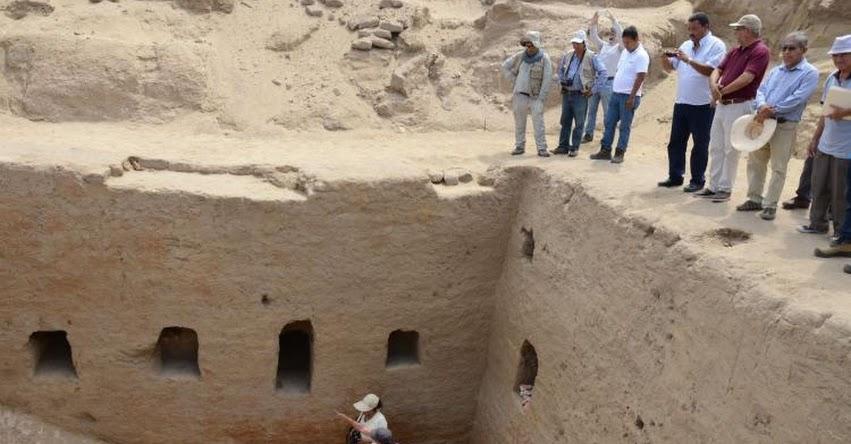 Tumba inca descubierta en Lambayeque es un hallazgo trascendental