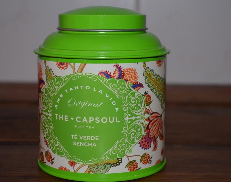 Thé Vert Sencha | The Capsoul