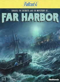 Fallout 4 Far Harbor DLC-CODEX