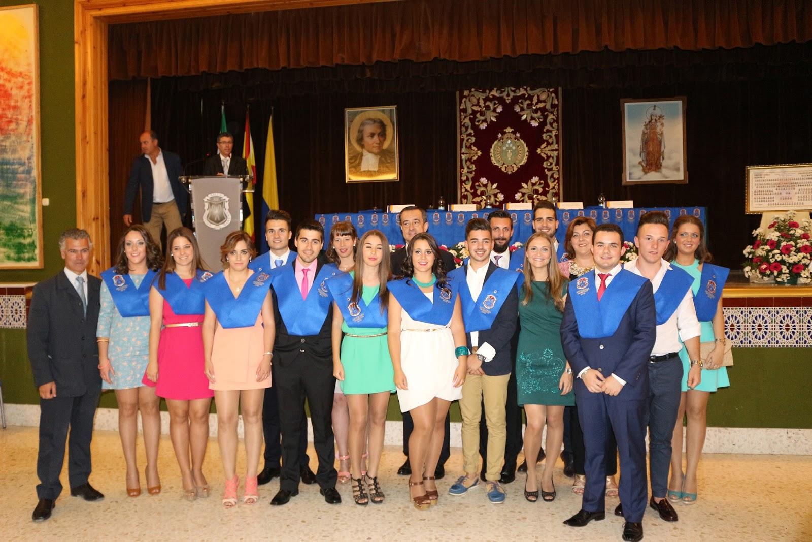 Los Alumnos De Los Ciclos Formativos De Grado Medio Y