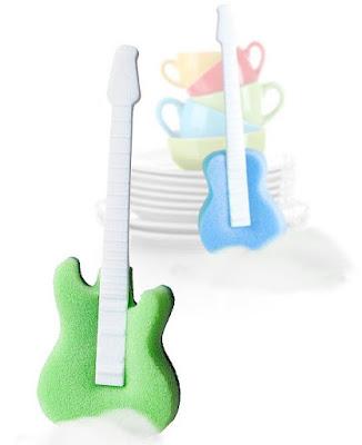Guitar Sponge Set
