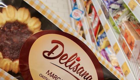 Kruche ciastka z nadzieniem, Delissana